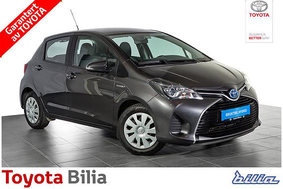 Toyota Yaris 1,5 Hybrid Active S e-CVT  2015, 62578 km, kr 159900,-