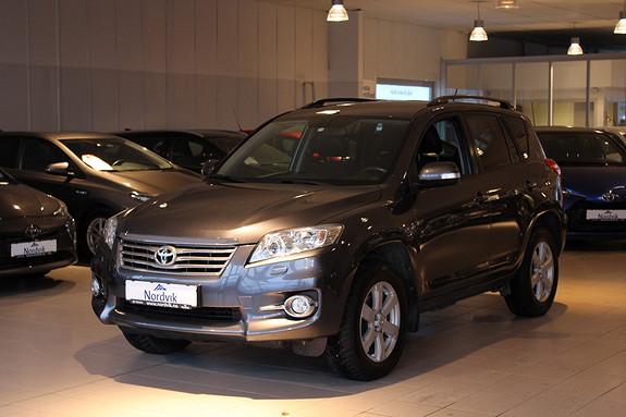 Toyota RAV4 2,2 D-4D Vanguard Executive  2011, 111529 km, kr 209000,-