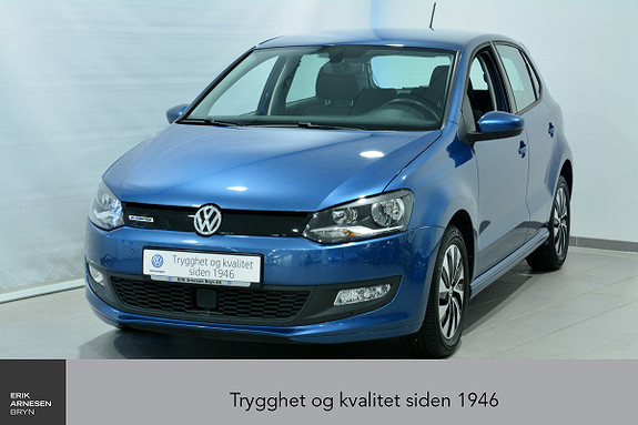 Volkswagen Polo 1,0 TSI 95hk BlueMotion DSG  2016, 16200 km, kr 189000,-