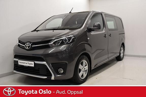 Toyota Proace 2,0 D 177 Comfort Plus L1H1 ,Toppmodell !  2017, 48603 km, kr 319900,-