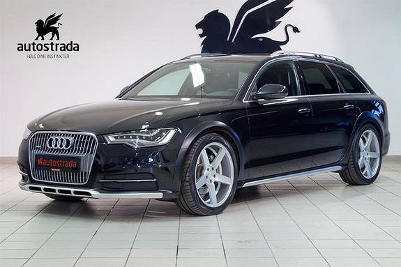 Audi A6 allroad 3.0 QUATTRO NAVI/DAB+/KAMERA/PDC/H.feste+++++  2014, 40800 km, kr 479000,-
