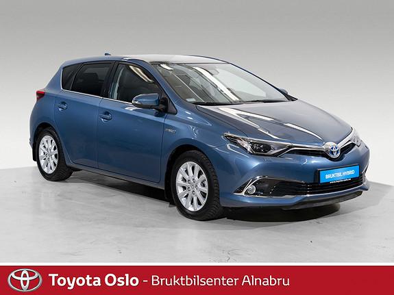 Toyota Auris 1,8 Hybrid E-CVT Executive SE KM!  2015, 19944 km, kr 239900,-