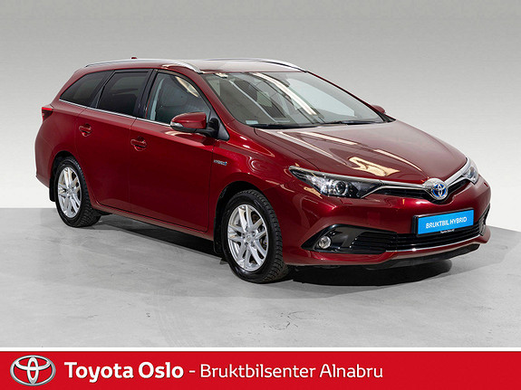Toyota Auris Touring Sports 1,8 Hybrid Active Sport  2017, 46176 km, kr 264900,-