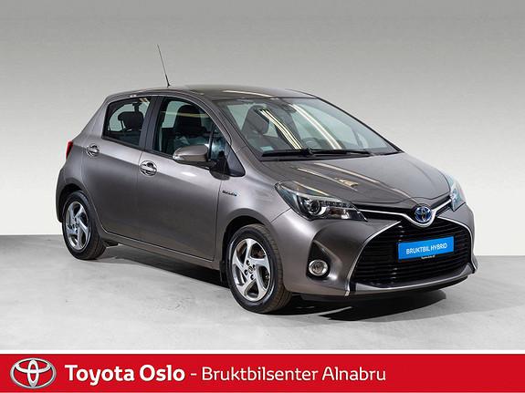Toyota Yaris 1,5 Hybrid Active S e-CVT DAB+, Automat,  2017, 45794 km, kr 194900,-