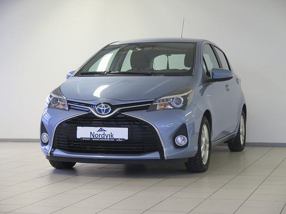 Toyota Yaris 1,5 Hybrid Active S e-CVT  2015, 44972 km, kr 179000,-
