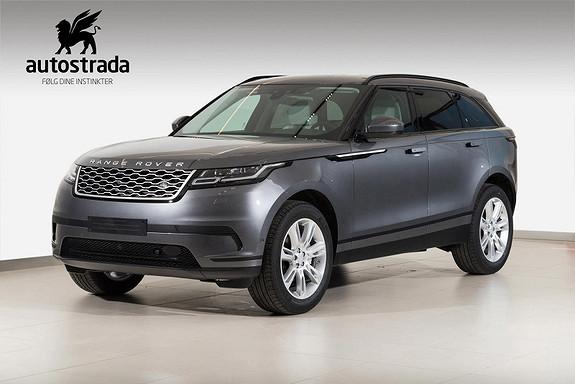 Land Rover Range Rover Velar SE 250 HK  2018, 3000 km, kr 999000,-