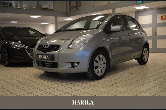 Toyota Yaris 1,4 D-4D Sol  2008, 119000 km, kr 79000,-