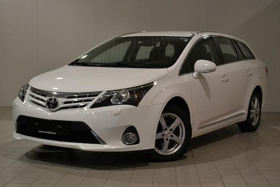 Toyota Avensis 2,0 D-4D 124hk Advance in Business EU-godkjent  2012, 79731 km, kr 179000,-