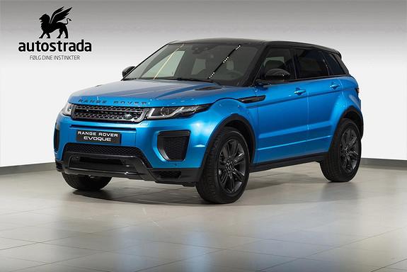 Land Rover Range Rover Evoque 180hk SE Dynamic Landmark Edition - Kampanjepris!  2019, 10 km, kr 699900,-