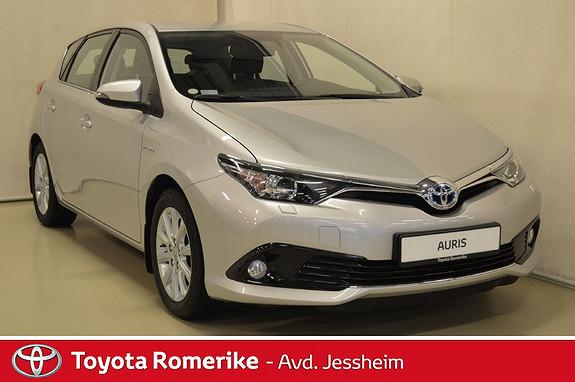 Toyota Auris 1,8 Hybrid E-CVT Active S DAB+,  2016, 41700 km, kr 239000,-