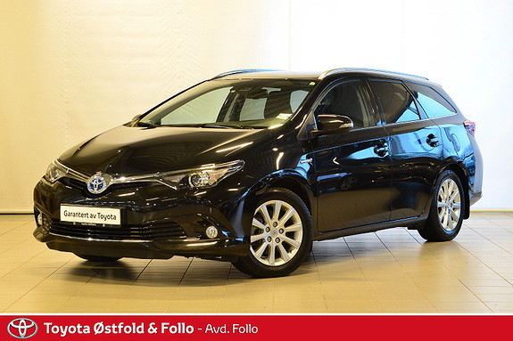 Toyota Auris Touring Sports 1,8 Hybrid Active Sport  2017, 44 639 km, kr 259 000,-