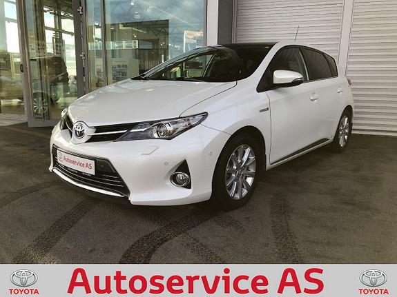 Toyota Auris 1,8 Hybrid E-CVT Executive  2013, 49000 km, kr 189000,-