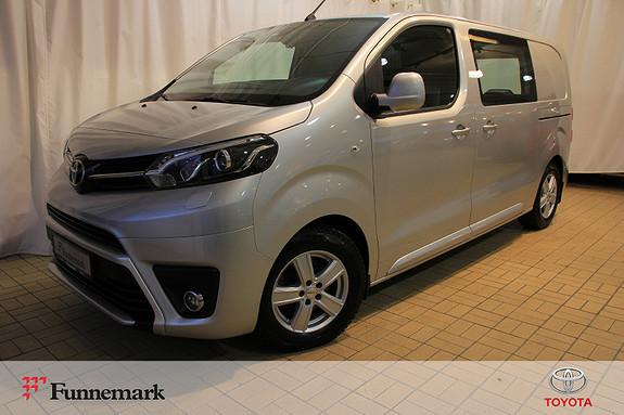 Toyota Proace 1,6 D 115 Comfort Medium L1H1  2016, 36319 km, kr 229000,-