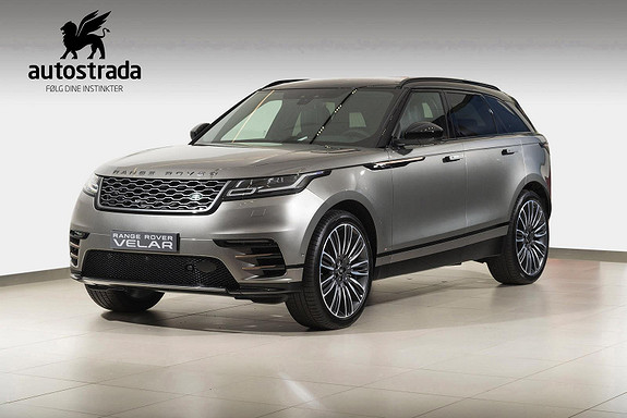 Land Rover Range Rover Velar 300hk R-Dynamic HSE  - Verdens vakreste SUV!  2019, 10 km, kr 1349000,-
