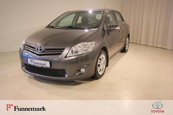 Toyota Auris 1,4 D-4D Sol Multimode  2010, 110000 km, kr 99000,-