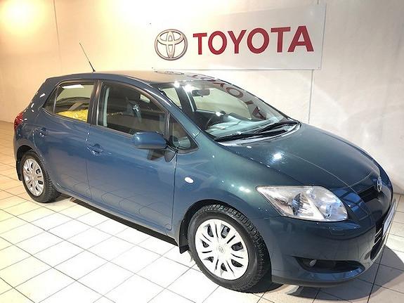 Toyota Auris 1,4 D-4D Sol Multimode  2007, 63700 km, kr 73000,-