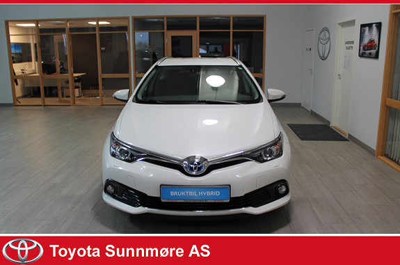 Toyota Auris Touring Sports 1,8 Hybrid Active S  2016, 42 282 km, kr 229 000,-