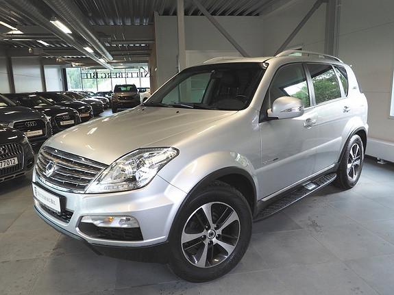 VS Auto - Ssangyong Rexton W