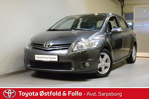 Toyota Auris 1,4 D-4D (DPF) Advance , BLUETOOTH/CRUISECONTR.,  2010, 116700 km, kr 95000,-