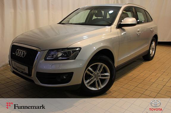 Audi Q5 2,0 TDI 143 hk quattro  2012, 97906 km, kr 239000,-