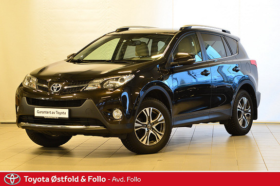 Toyota RAV4 2,0 4WD Executive CVT  2015, 70176 km, kr 335000,-