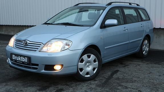 Toyota Corolla 1,6 Sol aut // 1 eier // Nylig servicert //  2005, 138000 km, kr 49900,-