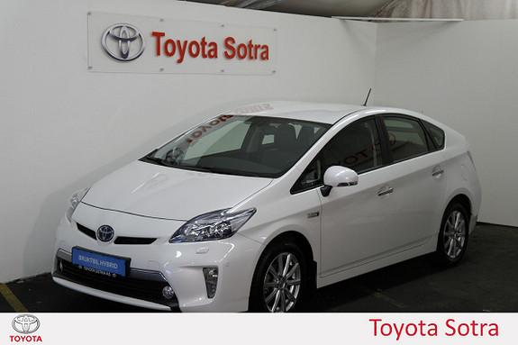 Toyota Prius 1,8 VVT-i Plug-in Hybrid Premium  2012, 73500 km, kr 165000,-