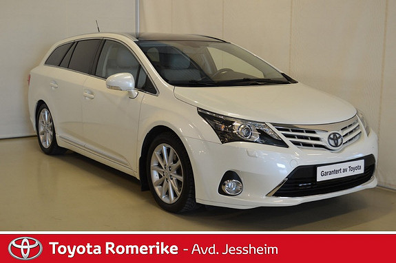 Toyota Avensis 1,8 147hk Exec. InBusiness 3.0 M-drive S (Premium)  2013, 89100 km, kr 219000,-
