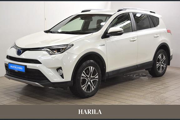Toyota RAV4 Hybrid AWD Active Style  2018, 25795 km, kr 459000,-