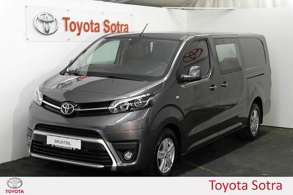 Toyota Proace 2,0 D 122 Comfort L2H1  2017, 13416 km, kr 289000,-
