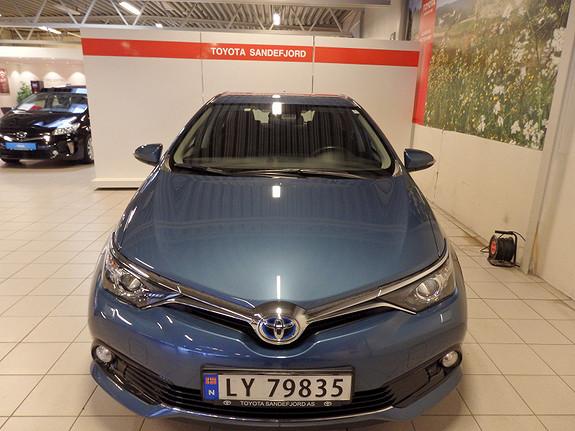 Toyota Auris 1.8 Active S Hybrid  2016, 57000 km, kr 229000,-
