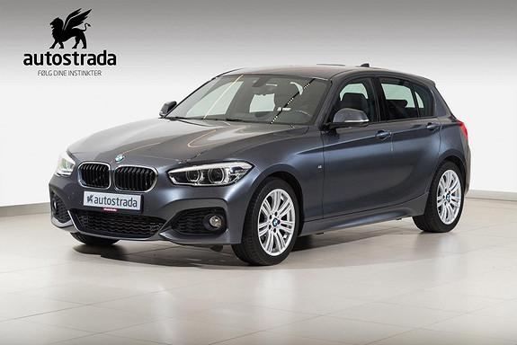 BMW 1-serie 116D M-sport  2015, 29000 km, kr 189000,-