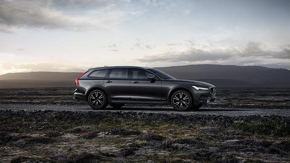 Volvo V90 Cross Country D4 190hk AWD aut Privatleie 4990,- Innskudd 100.000,-  2019, 3000 km, kr 4990,-