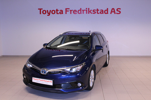 Toyota Auris Touring Sports 1,8 Hybrid Active Sport  2017, 47800 km, kr 259000,-