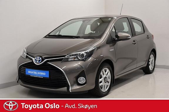 Toyota Yaris 1,5 Hybrid Active S e-CVT  2016, 12250 km, kr 174900,-