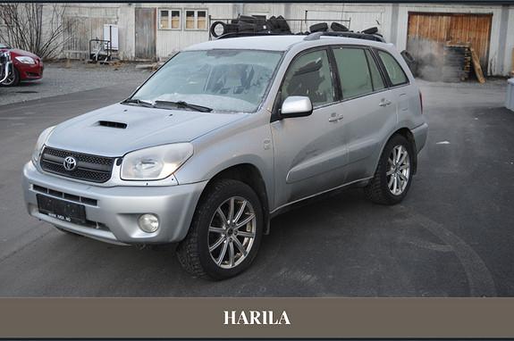 Toyota RAV4 D-4D 4wd  2003, 223500 km, kr 5000,-