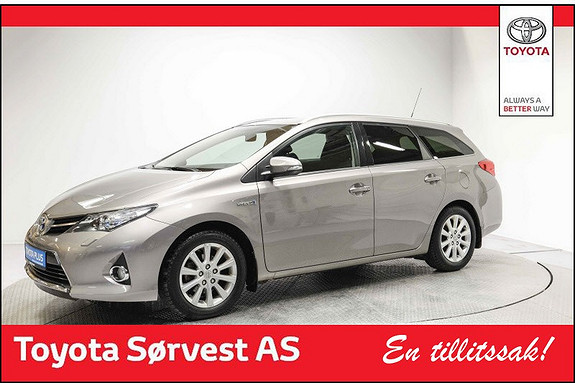 Toyota Auris Touring Sports 1,8 Hybrid Active+  2015, 42 070 km, kr 219 000,-