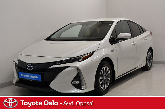 Toyota Prius Plug-in Hybrid 1,8 VVT-i Executive PHV Black Edition  2017, 17281 km, kr 339900,-