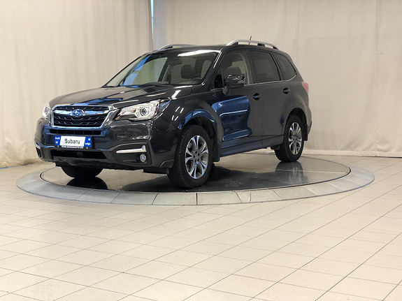 Subaru Forester 2.0D Premium Lineartronic  2016, 44 444 km, kr 429 000,-