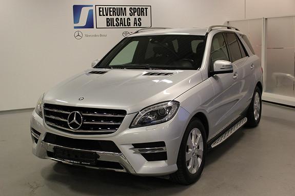 Mercedes-Benz M-Klasse ML 250 BlueTEC 4Matic  2014, 96698 km, kr 499000,-