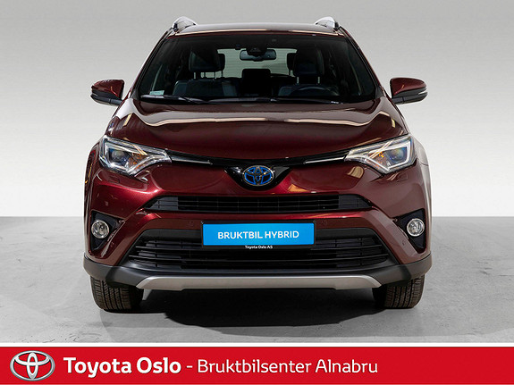 Toyota RAV4 Hybrid AWD 71n Edition Navi, DAB+, Automat,  2018, 14853 km, kr 438900,-