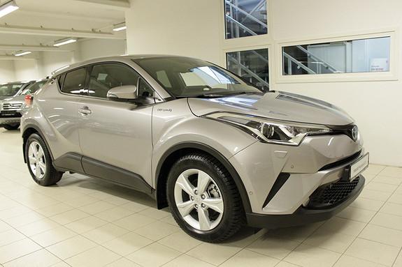 Toyota C-HR 1,8 WT-i Hybrid Supreme  2018, 6700 km, kr 339000,-