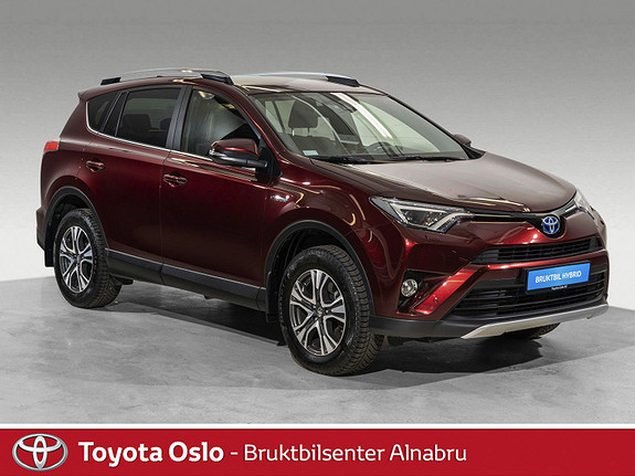 Toyota RAV4 Hybrid AWD 71n Edition  2018, 18984 km, kr 444900,-