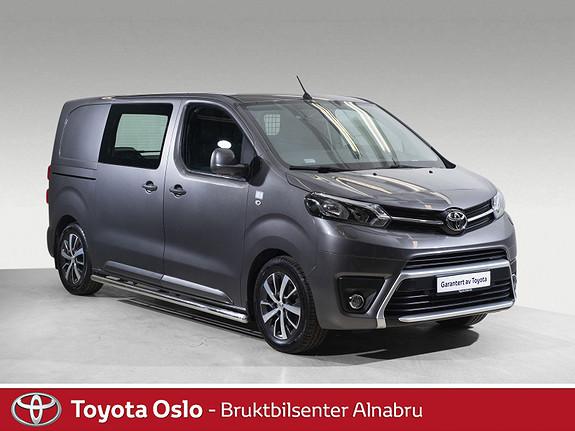 Toyota Proace 1,6 D 115 Comfort Medium L1H1 Hengerfeste,  2016, 24737 km, kr 234900,-