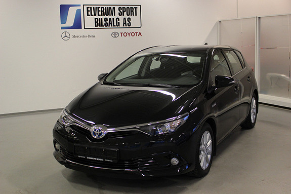 Toyota Auris 1,8 Hybrid E-CVT Active+  2016, 25900 km, kr 209000,-