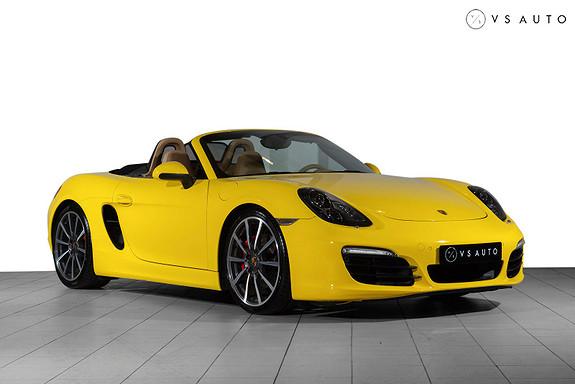 VS Auto - Porsche Boxster