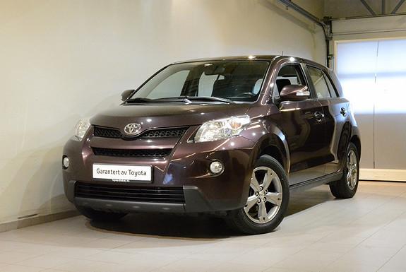 Toyota Urban Cruiser Dynamic AWD D-4D, TILH.FESTE  2010, 135400 km, kr 75000,-