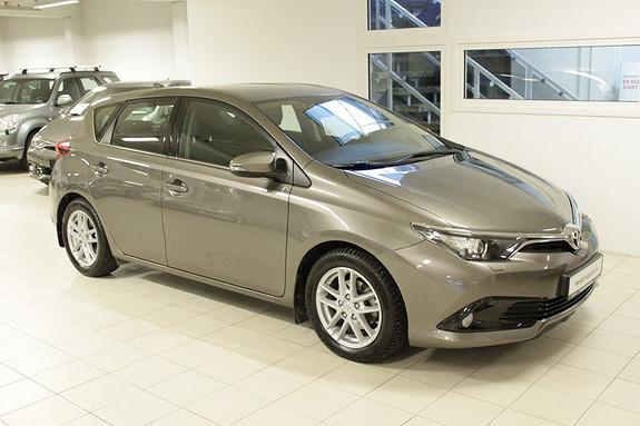 Toyota Auris 1,33 Dual VVT-i Active S  2017, 38391 km, kr 249000,-