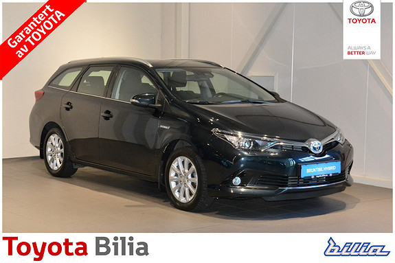 Toyota Auris Touring Sports 1,8 Hybrid Active S  2015, 49 974 km, kr 205 000,-