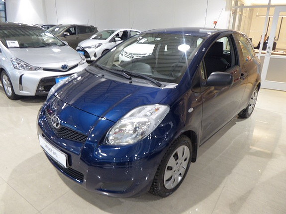 Toyota Yaris 1,0  2009, 129400 km, kr 79000,-